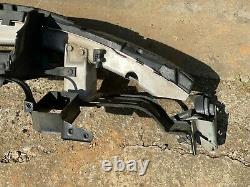04-10 BMW E60 E61 530i 535i FRONT RADIATOR SUPPORT BUMPER REINFORCEMENT OEM