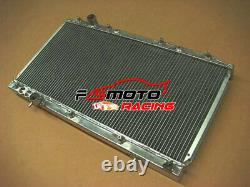 2 ROW ALUMINUM ALLOY RADIATOR for Mitsubishi FTO 1994-2000 1995 1996 1997 98 99