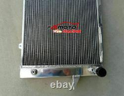 2 ROW Aluminum Radiator For Volvo 850 S70 C70 V70 2.0 2.3 2.4 2.5 1996-2005 AT