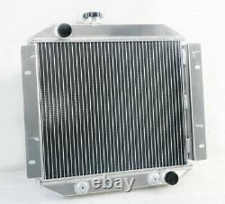 2 Row Aluminium Alloy Racing Radiator For Ford Escort 1971-1980 AT/MT 1972 1978