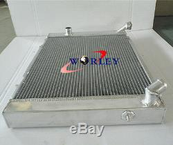 3 CORE High-Per aluminum alloy radiator Holden Commodore VB VC VH VK V8