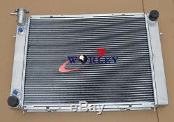 3 ROW 52mm Holden V8 Commodore VG VL VN VP VR VS alloy aluminum Radiator