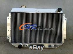 3 ROW 56MM ALLOY Aluminum RADIATOR for HOLDEN HQ HJ HX HZ 253 & 308 V8