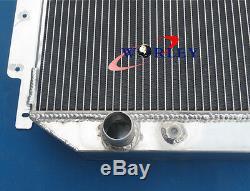3 ROW ALLOY Aluminum RADIATOR for HOLDEN HQ HJ HX HZ 253 & 308 V8