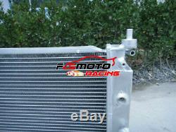 3 ROW ALLOY Radiator For Ford BA BF Falcon Fairmont LTD XR8 XR6 Turbo V8 AT/MT