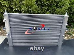3 ROW ALUMINUM RADIATOR for Land Rover Discovery Mk2 2.5 Td5 4x4 1999-2004 2003
