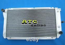 3 ROW Aluminum Radiator For Ford Falcon Fairlane NF NL EF EL XH LTD DF DL 94-98