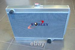 3 ROW FOR HOLDEN EJ/EH 179 2.9L L6 MANUAL 1962-1965 Aluminum Alloy Radiator