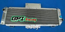 3 ROW FOR Renault Alpine A310 V6 1977-1985 aluminum alloy radiator/radiateur