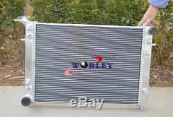 3 ROW Holden Commodore VN VG VP VR VS V6 3.8L ALLOY ALUMINUM RADIATOR