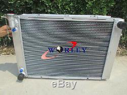 3 Row Holden V8 Commodore VG VL VN VP VR VS Alloy Aluminum Radiator+14 Fan