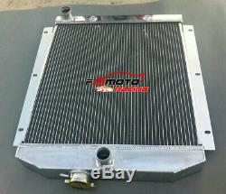 3 Row for Chevy Pickup Pick Up Truck 1947-1954 48 49 50 51 Aluminum Radiator AT