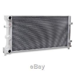 30mm ALLOY RACE ENGINE RADIATOR RAD FOR VW POLO 1.0 1.2 1.4 TFSI 1.4 1.6 TDI