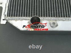3ROW Alloy Radiator For HOLDEN HQ HJ HX HZ 253 308 V8 Holden Engine Torana LH LX