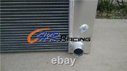3ROW Aluminum Radiator FOR 1973-1987 CHEVY C/K Truck /73-1981 K5 Blazer