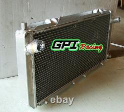 40MM FOR TOYOTA MR2 SW20 3SGTE 1990-1997 91 aluminum alloy radiator