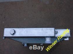 40Mmm Dual Core Radiator BMW E36 M3/Z3/325TD All Aluminum