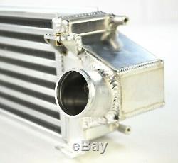40mm ALLOY RACE RADIATOR & INTERCOOLER KIT FORD FOCUS MK2 ST225 ST 225