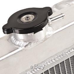 40mm ALUMINIUM ALLOY RACE SPORT ENGINE RADIATOR RAD FORD ESCORT MK2 RS2000 74-81