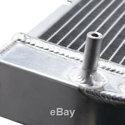 40mm ALUMINIUM ALLOY RADIATOR RAD FOR MITSUBISHI COLT 1.5 TURBO CZC CZT 04-12