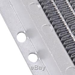 40mm ALUMINIUM ALLOY RADIATOR RAD FOR ROVER MG 25 ZR 1.4 1.6 1.8 MANUAL 99-05