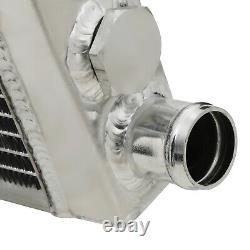 40mm ALUMINIUM RACE RADIATOR RAD FOR PEUGEOT 205 309 MK2 1.6 1.9 8V GTI 1.8TD