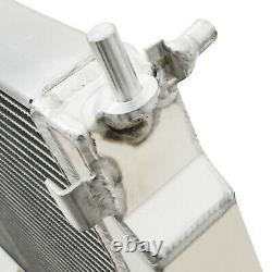 40mm ALUMINIUM RADIATOR RAD FOR VAUXHALL OPEL VECTRA B 1.6 1.8 2.0 2.5 V6 95-02