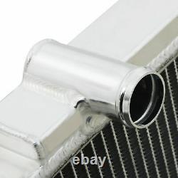 40mm Aluminium Sport Radiator Rad For Mitsubishi Evo 4 5 6 IV V VI 96-01 4g63t