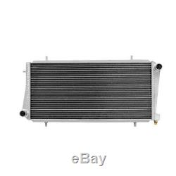 40mm HIGH FLOW ALUMINIUM ALLOY RACE RADIATOR fits ROVER MG MGTF 1.6 1.8 2002 ON