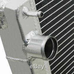 40mm High Flow Alloy Race Radiator Rad Bmw Mini Cooper One R56 R57 R60 1.4 1.6