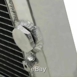 40mm UNIVERSAL ALLOY CUSTOM RACE DIY COOLING KIT CAR UPRATED SPORT RADIATOR RAD