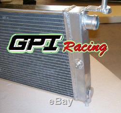 42MM aluminum alloy radiator Vauxhall opel Corsa GSi Turbo C20XE 1993-1999 94 95