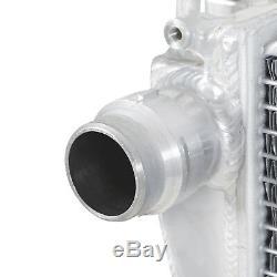 42mm ALUMINIUM ALLOY RACE SPORT RADIATOR RAD FOR BMW 5 SERIES E39 M5 4.9 95+