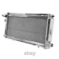 42mm ALuminum radiator fits PEUGEOT 205 309 1.6 1.9 GTI 8v 1.8 TD TWIN CORE