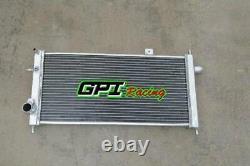 42mm CORE Alloy Aluminum Radiator FOR Opel Vauxhall Nova GTE GSi 2.0 16v Turbo