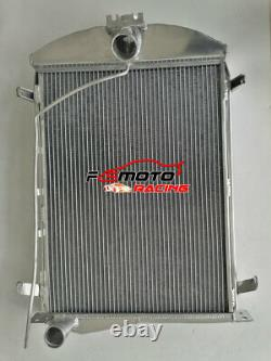 5 ROW Alloy Aluminum Radiator FOR Ford Model A 1930 1931 30 31 Manual MT