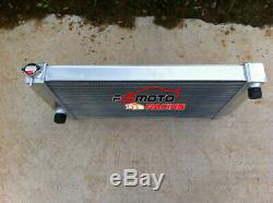 5 Row 56mm for Ford Falcon V8 XC XD XE XF 6cyl Manual alloy aluminum radiator MT
