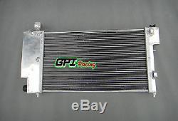 50MM Aluminum Radiator fit PEUGEOT 106 GTI & RALLYE/CITROEN SAXO/VTR 1991-2001