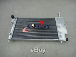 50mm 2Row Aluminum Radiator Peugeot 106 GTI&Rallye//Citroen Saxo/VTR 1991-2001