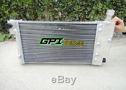 50mm 2row Aluminum Radiator For Peugeot 106 Gti&rallye//citroen Saxo/vtr