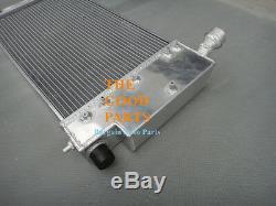 50mm ALUMINUM ALLOY RADIATOR PEUGEOT 106 GTI&RALLYE//CITROEN SAXO/VTR 1991-2001