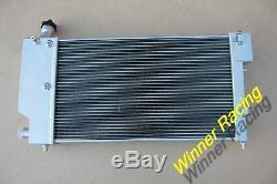 50mm Aluminum Radiator PEUGEOT 106 GTI RALLYE/CITROEN SAXO/VTR 1996-2001 97 98