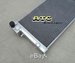 50mm Aluminum Radiator for PEUGEOT 106 GTI RALLYE/CITROEN SAXO/VTR 1996-2001