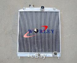 52 MM Aluminum Radiator for Honda Civic EK EG 92-00, DEL SOL 93-97