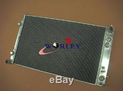 52MM Alloy Aluminum Radiator HOLDEN COMMODORE VY V8 02 03 04 2002 2003 2004