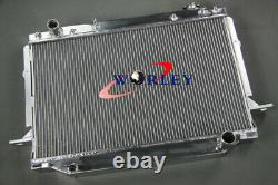 52mm ALLOY RADIATOR FOR TOYOTA LANDCRUISER 80 Series FJ80 R FZJ80 4.2L 4.5L MT