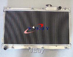 52mm MAZDA MIATA MX5 MX-5 90-97 Alloy Aluminum Radiator