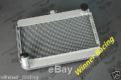 56MM ALLOY RADIATOR/RADIATEUR Kühler CITROEN/Citroën DS/ID