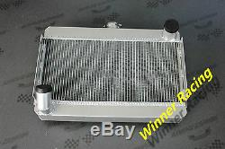 56MM ALUMINUM ALLOY RADIATOR/RADIATEUR fit CITROEN/Citroën DS/ID 1956-1972