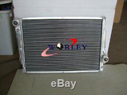 56MM For BMW E46 M3 330D 328 Ci 323 Ci 320 Ci 318 i MT 99-2007 Aluminum Radiator